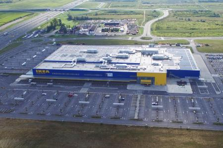 IKEA Shopping center